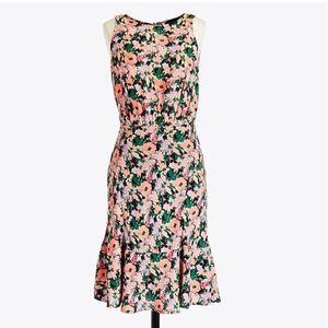 NWT J.Crew Mercantile drapey ruched-waist dress